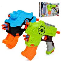 2016 new children's educational toys water gun soft gun 2 in 1 model to stimulate the upscale toy gun safety Free Shopping #46