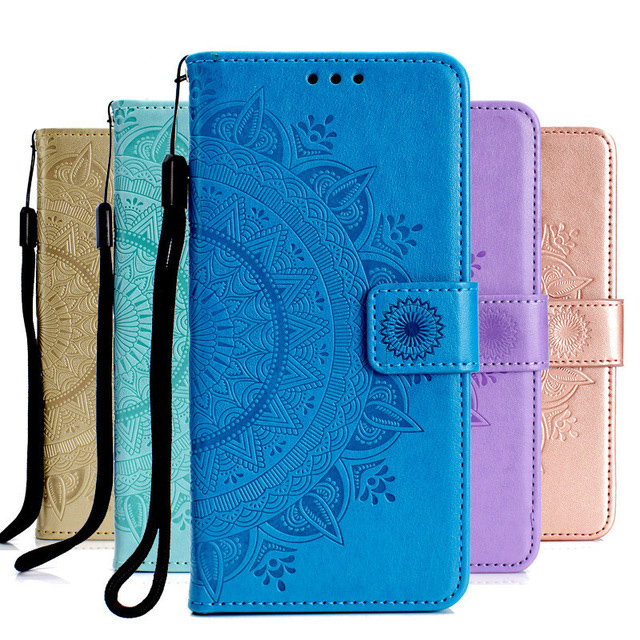 A9 2018 Leather Case for Funda Samsung Galaxy A9 2018 Case Cover For Coque Samsung A9 2018 A920 3D Wallet Flip Stand Phone Cases