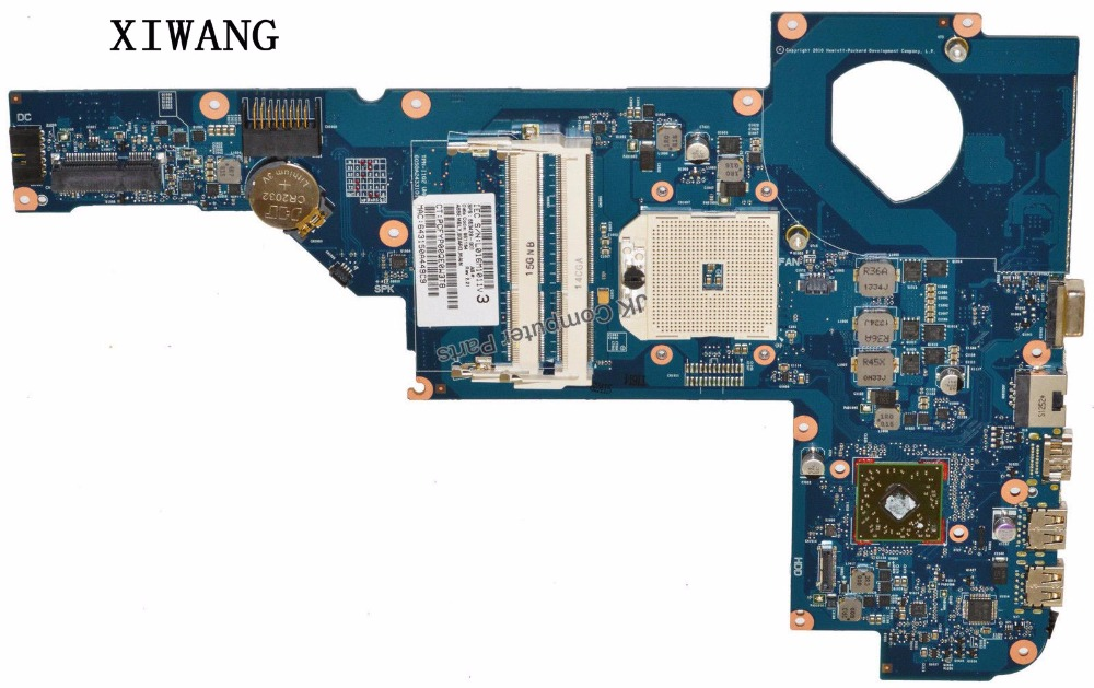 все цены на 653428-001 motherboard Free Shipping for HP DV4-4000 laptop motherboard 100% Tested