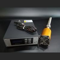 1000w 20kHZ Ultrasonic Probe Sonicator , Proven Nanoparticle Dispersion