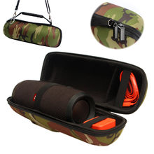 Newest Speaker Case Portable Hard Carry Bag Box Protective Cover Case For JBL Charge 3 Bluetooth Speaker Pouch Case 6.8#20/(China)