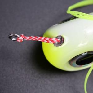 Image 3 - 金属ジギングルアーゴムジグスライダー鯛鯛ジグヘッドオーシャンボート海 4 個 60 グラム 80 グラム 100 グラム 120 グラム 150 グラム 200 グラム
