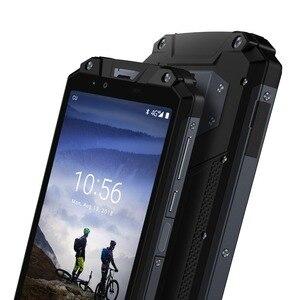 """Image 5 - OUKITEL WP2 IP68 방수 NFC 스마트 폰 6.0 """"18:9 MT6750T Octa 코어 4GB RAM 64GB ROM 10000mAh 지문 휴대 전화"""