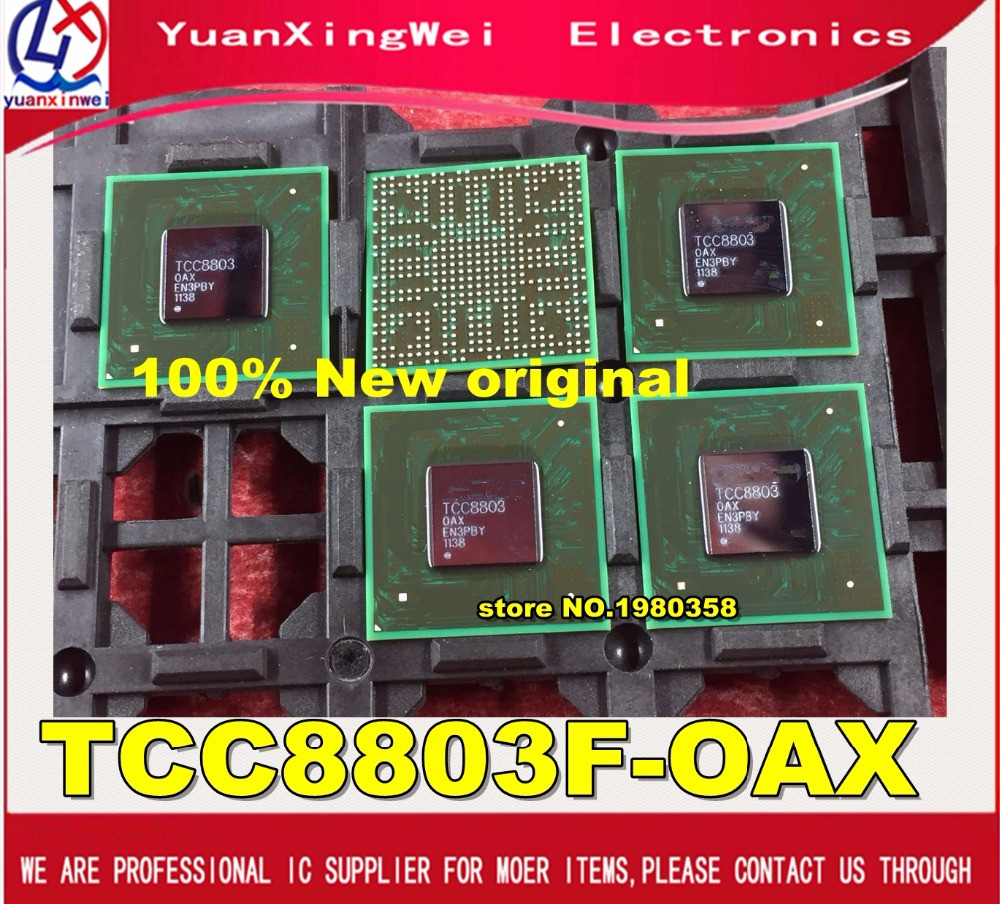 Free Shipping 5PCS/LOT 100% New Original TCC8803 TCC8803F-OAX TCC8803-OAX TCC8803-0AX