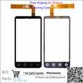 В наличии! Лучшее качество Сенсорный экран Панели Планшета с переднее Стекло Для HTC EVO 3D G17 бесплатная доставка + номер для отслеживания