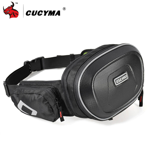 ce086a74da03 CUCYMA Motorcycle Bag Messenger Bag Motorcycle Chest Pack Motorcycle  Knapsack Wallet Outdoor Leisure Hard Shell Waist
