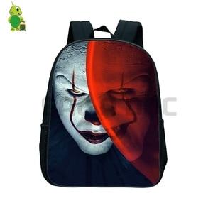 Image 2 - Mochila Penny Wise It para niños pequeños, mochilas escolares para niños, niños y niñas, mochilas de guardería primaria, mochilas de libros para niños