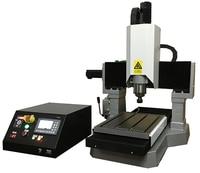 Mini Cnc Milling Machine Whole Set High Strength 3040 High Precision Small CNC Engraving Machine Fixed