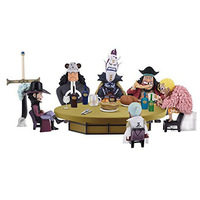 Free Shipping Cute One Piece Anime Set Shichibukai Ichiban Kuji Prize D Boxed PVC Action Figure Collection Model Doll Toy Gift
