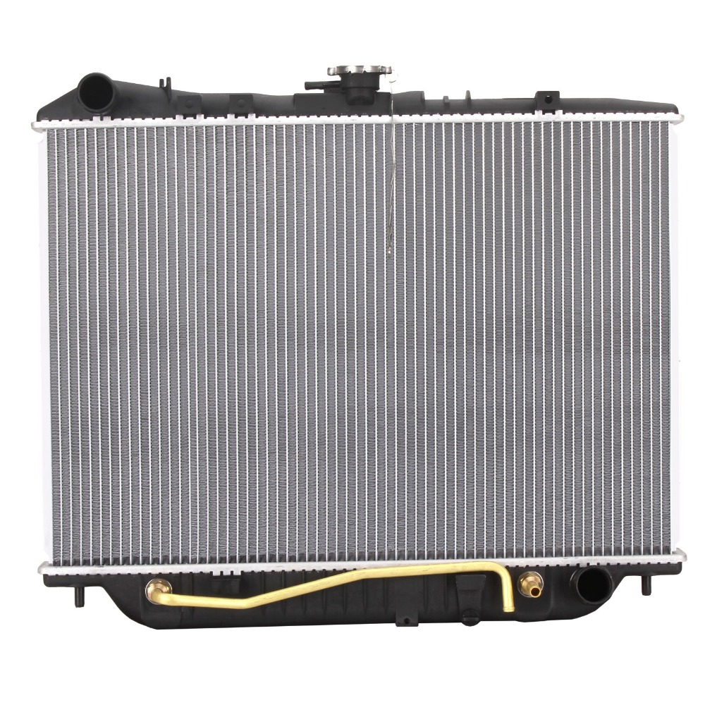 Car Premium Radiator FOR Holden Rodeo TF 3.2L V6 Inlet/Outlet 38mm 1997-2003 Auto/Manual