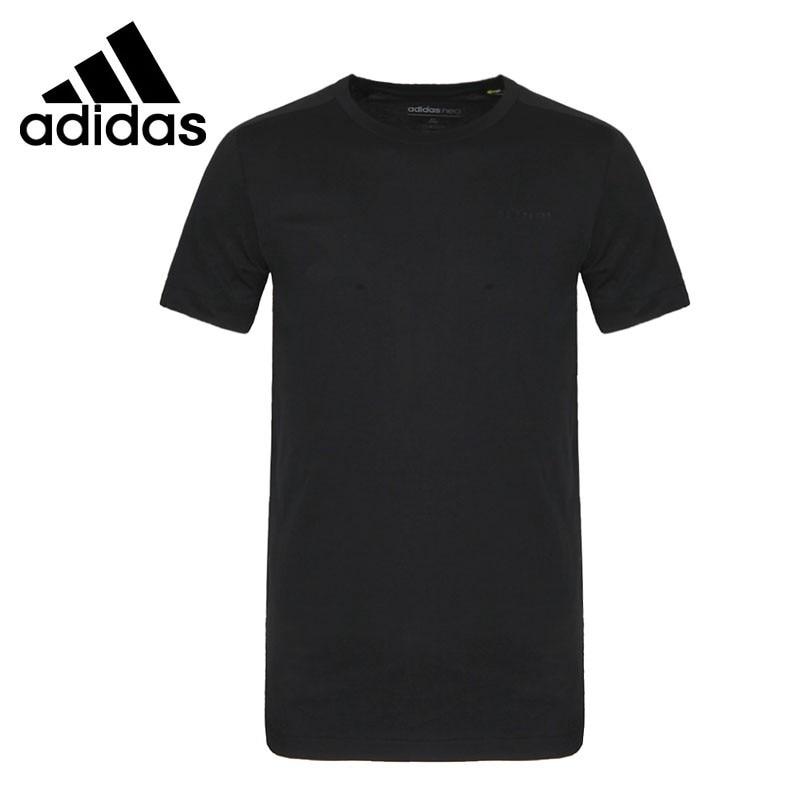 Laufs-t-shirts Sportbekleidung Sinnvoll Original Neue Ankunft 2018 Adidas Neo Label Cs Clmlt T 3 S Männer T-shirts Kurzarm Sportswear