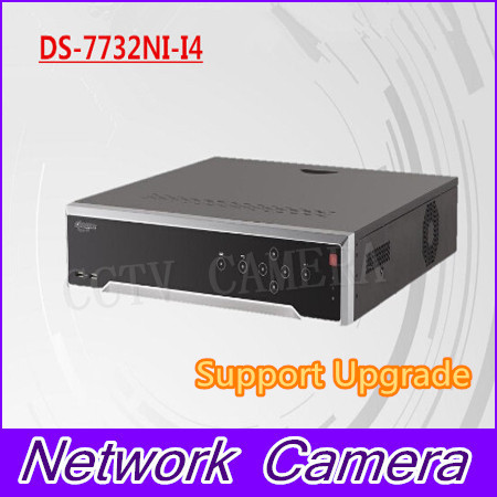 DS 7732NI I4 English version NVR 32ch no POE ANR NVR Thirdparty network cameras supported HMDI