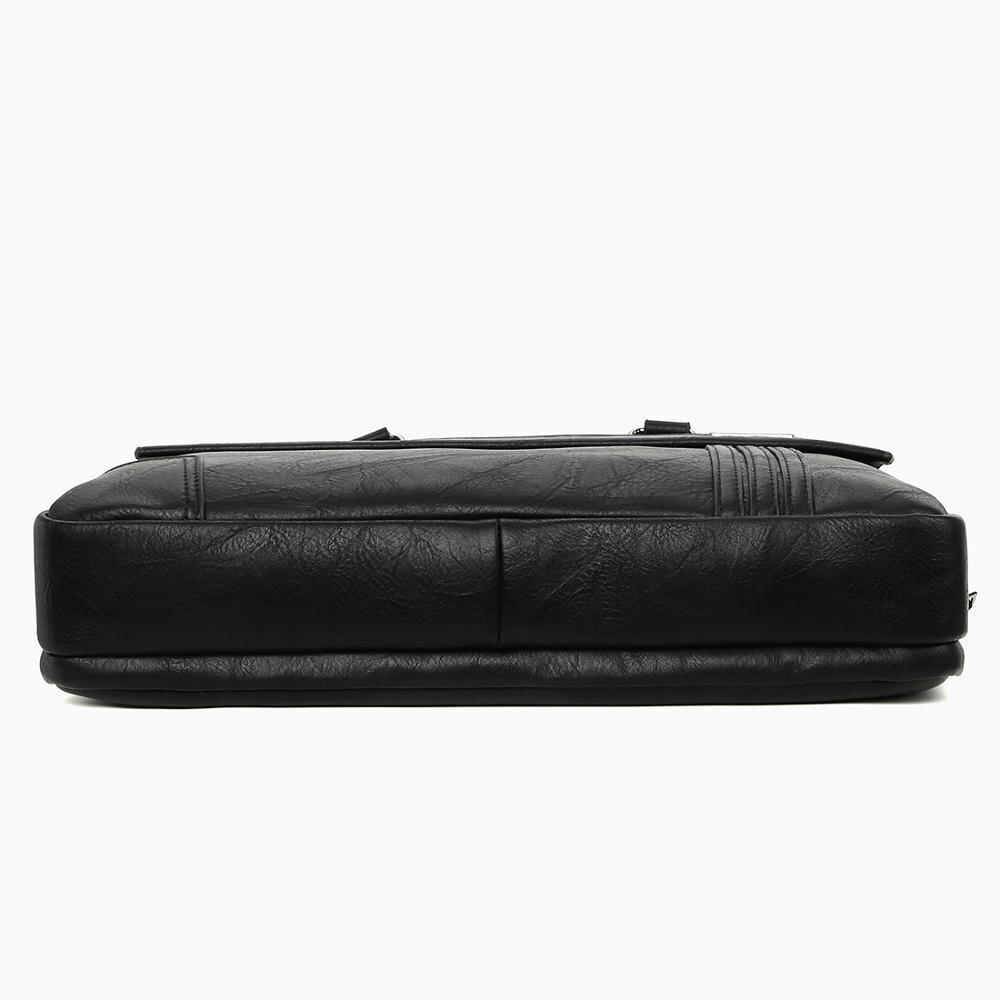 Vicuña POLO bolso de cuero de gran capacidad para hombre, bolso clásico para oficina de negocios, bolso de hombro para hombre, bolso para hombre, nueva llegada - 4