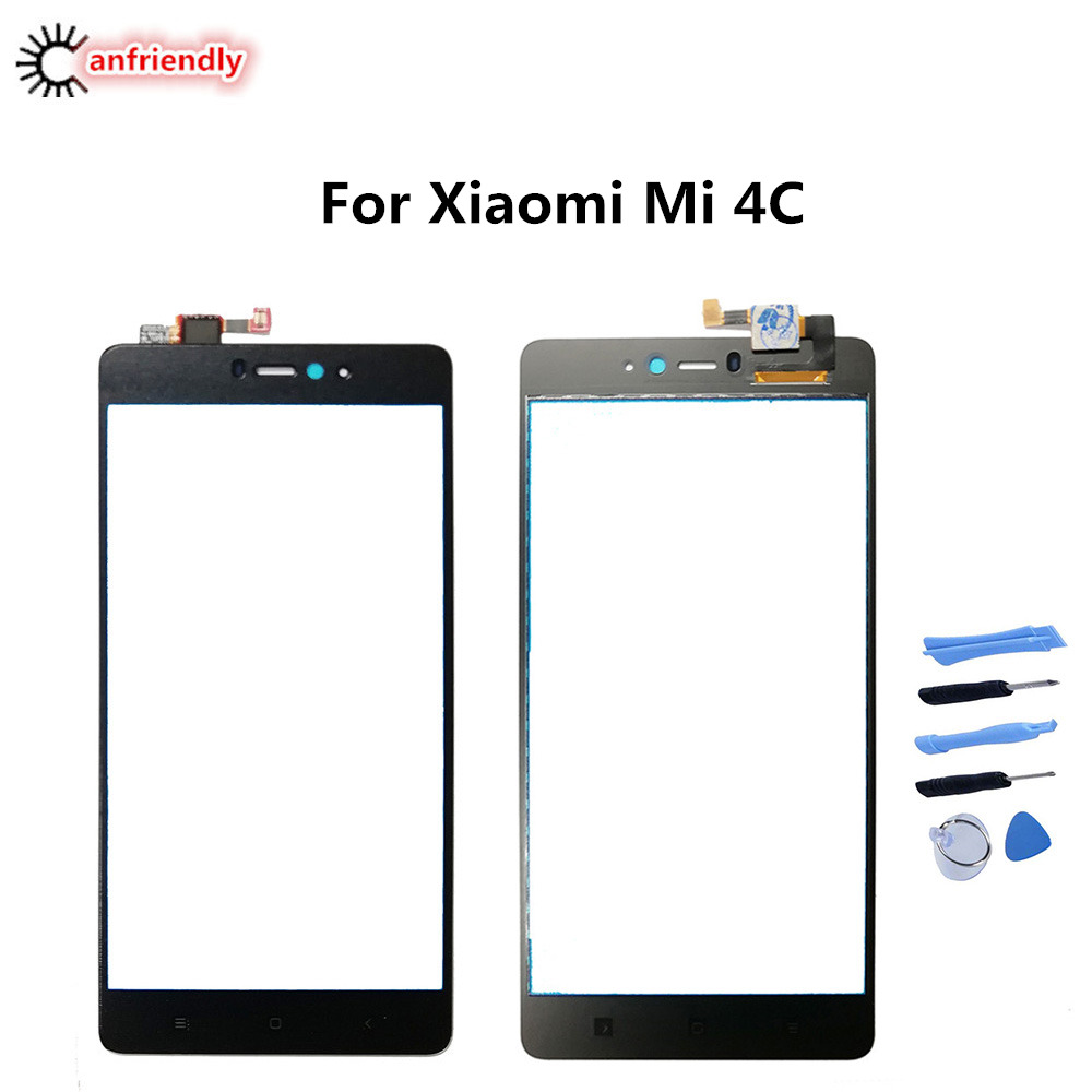 For Xiaomi Mi 4C Mi4c Touch Screen Repair Replacement Touch Panel Phone Accessories Front Glass Parts For Xiaomi 4C Touch Screen|Mobile Phone Touch Panel| |  - title=