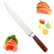 8 inches chef knife High quality 73 layers Japanese VG10 Damascus steel kitchen sharp hard wood handle free shipping