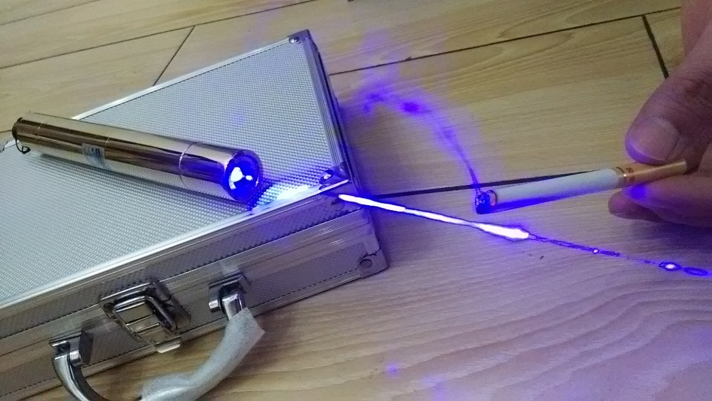 Super Powerful Blue Laser Pointer Pen 450nm 2000000m Focusable Beam Wicked Burning Lazer lit cigarette burn paper/wood cutting newest hight quality 450nm blue light laser pointer pen power beam 5 heads with charger with goggles with box