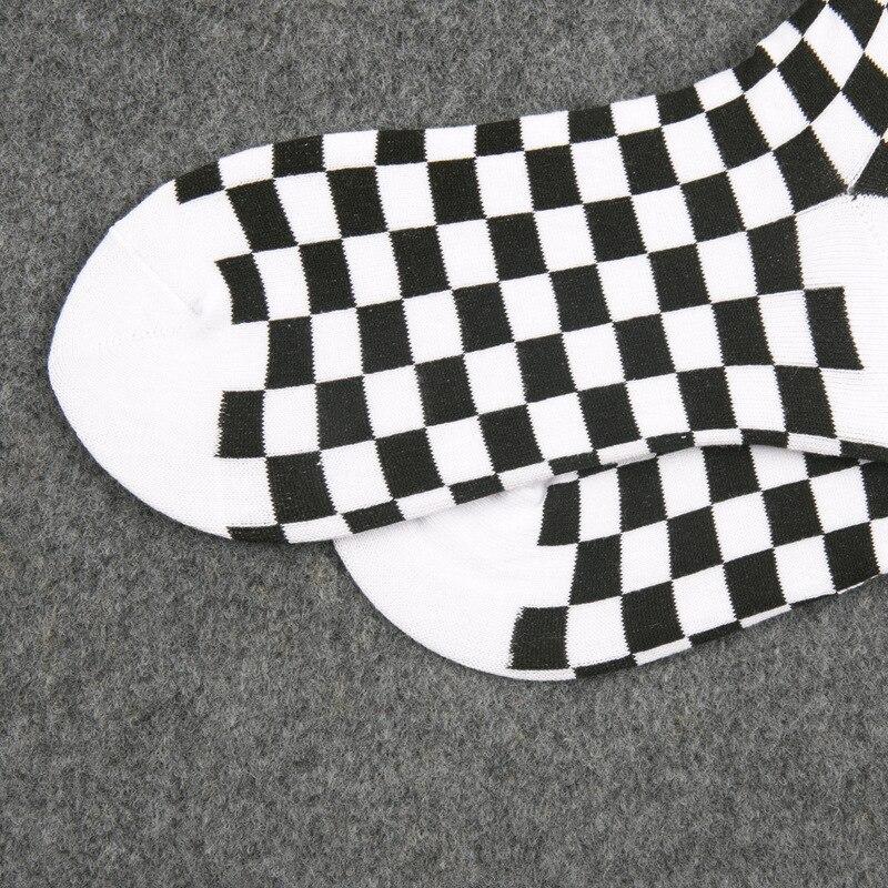 Image 5 - 1 пара/лот Harajuku повседневные мужские носки Клетчатый Цвет тренд носки Национальный Ветер творческий для мужчин хлопковые носки-in Мужские носки from Нижнее белье и пижамы on AliExpress - 11.11_Double 11_Singles' Day