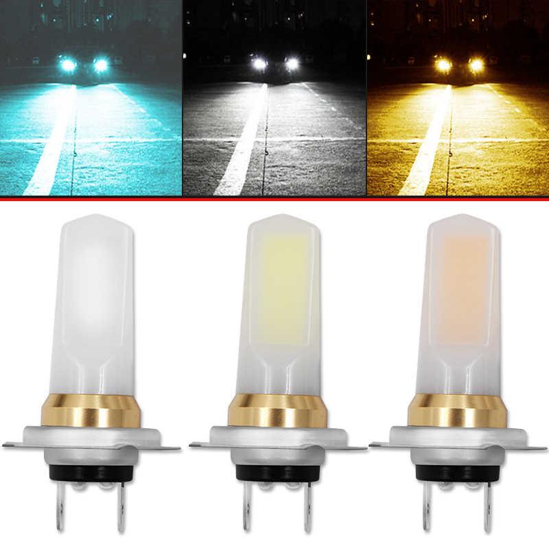 1X H8 H11 LED H4 H7 9006 T20 1156 1157 LED Kabut Lampu Lampu Lampu Sein Lampu Rem mengubah Parkir Bulb 12V