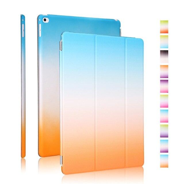 blue to orange Ipad pro cover wowcase 5c649ed9e2a04