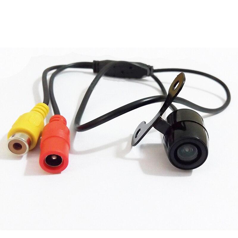 Авто парктроник HD Автомобильная камера заднего вида резервная камера заднего вида реверсивная камера Бабочка Дизайн передняя сторона камера заднего вида для автомобиля