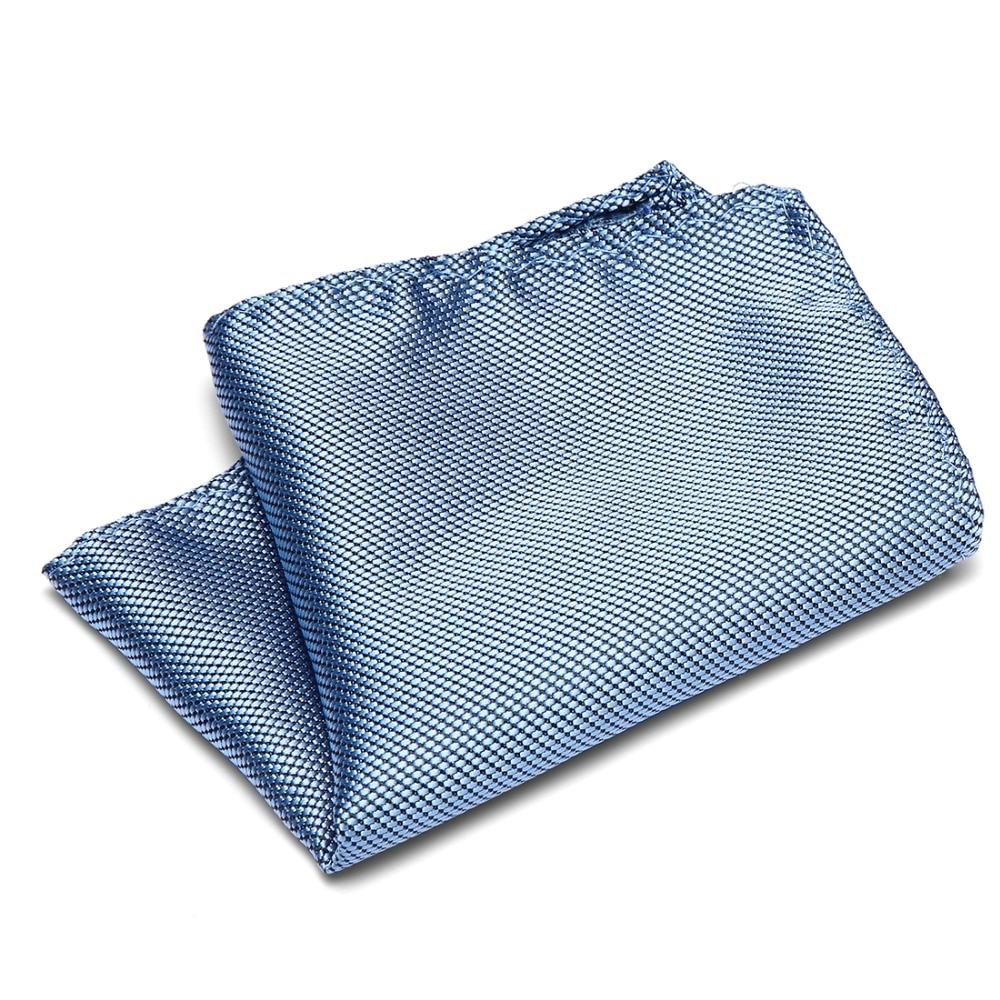 Pocket Square Handkerchiefs For Wedding Men's Business Suits Fashion Plaid Hankies Men Pocket Towel Christmas Gift