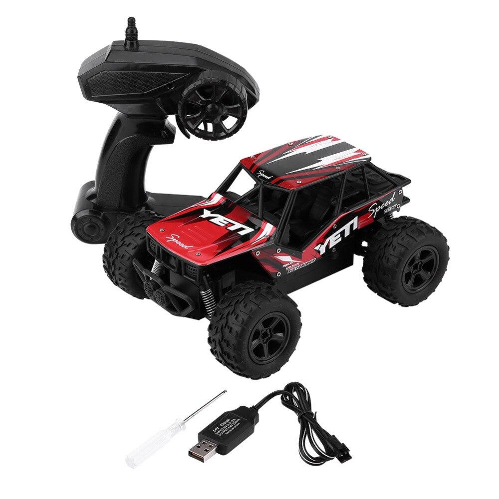 RC Remote Control Crawler Cross Country Car 1/20 RC Crawler RC Model Toy 2.4GHz RC Vehic ...