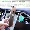 Floveme magnética universal del teléfono del coche del sostenedor del soporte para iphone samsung huawei xiaomi silicio mini sostenedor del montaje del coche de ventilación de salida de aire