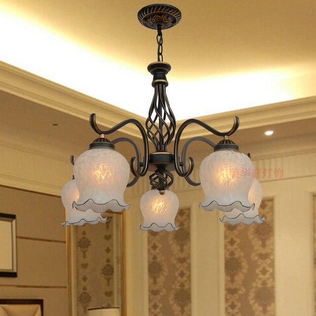 Hanglamp Mooie Speciale Landelijke woonkamer slaapkamer restaurant ...