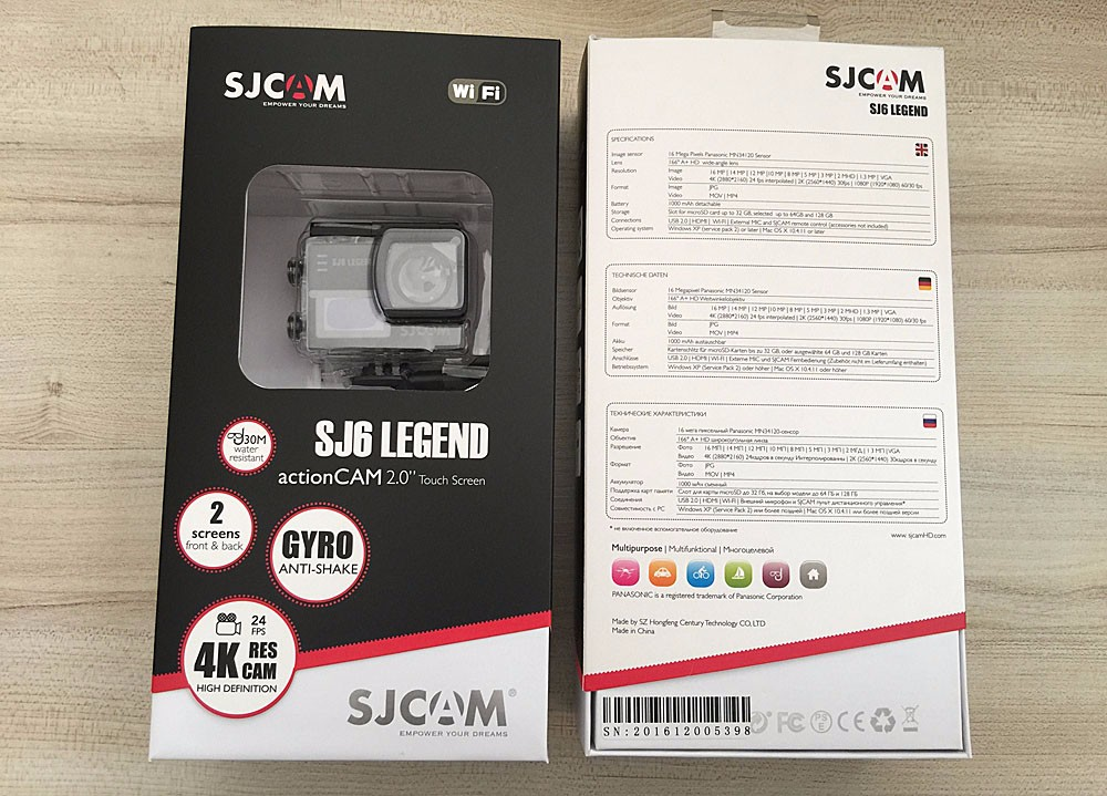 sjcam sj6-2