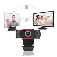 USB веб-камера, веб-камера HD 300 мегапиксельная камера для ПК с микрофоном, микрофон для Skype для Android tv, вращающаяся Компьютерная камера