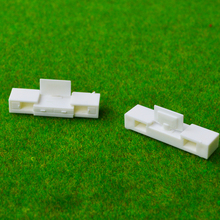 Teraysun 1:50-75 HO N OO Scale model DIY architectural making materials for TV cabinet