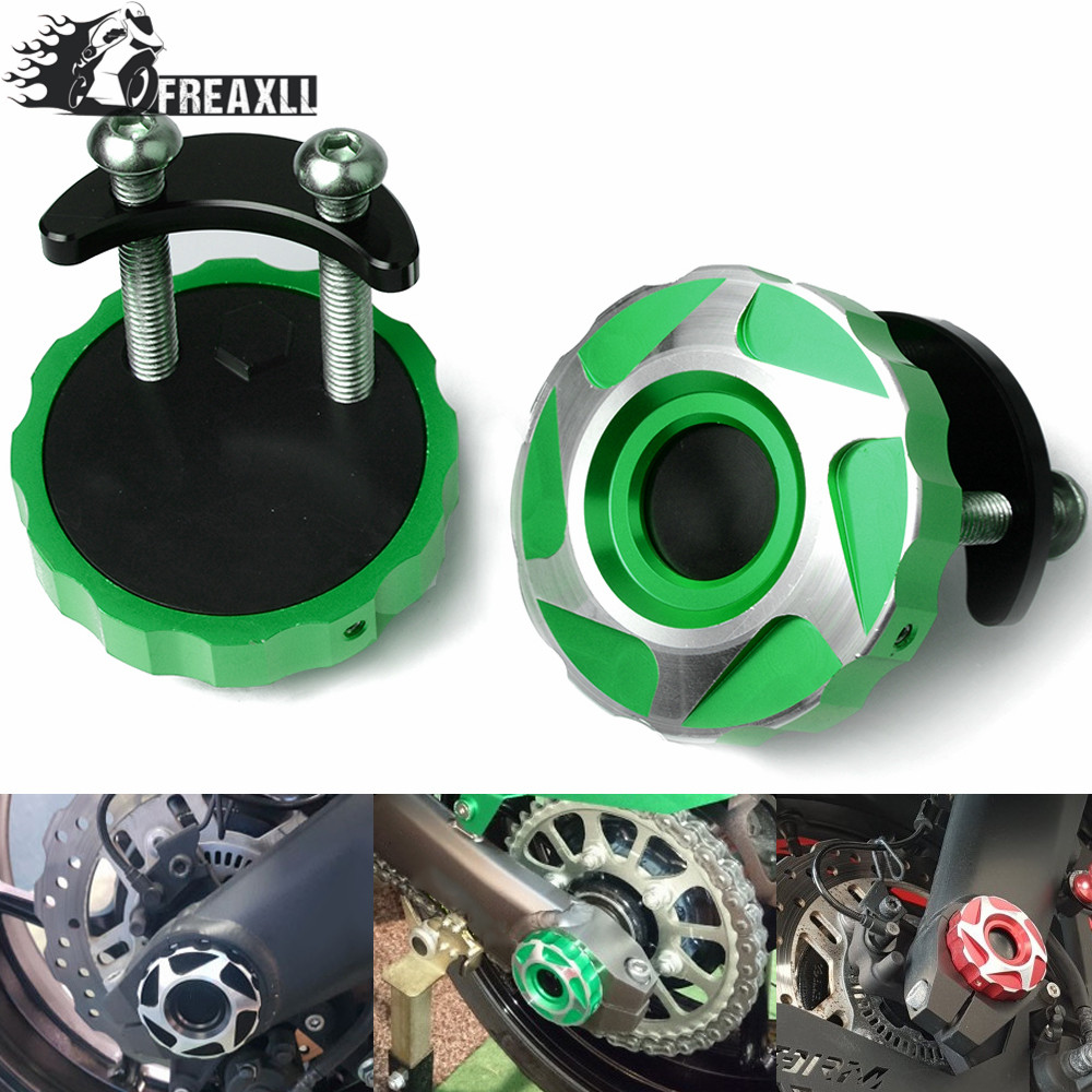 Motorcycle CNC Rear wheel fork bracket cover Protector For Kawasaki Z1000 Z1000SX Ninja 1000 2010 2011 2012 2013 2014 2015 2016 in Covers Ornamental Mouldings from Automobiles Motorcycles