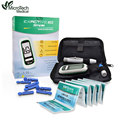 MICROTECH MEDICAL Blood Glucose Meters Monitor Diabetics Test glycuresis Monitor 50 strips+50 Needles&Lancet+Blood Sampling Pen