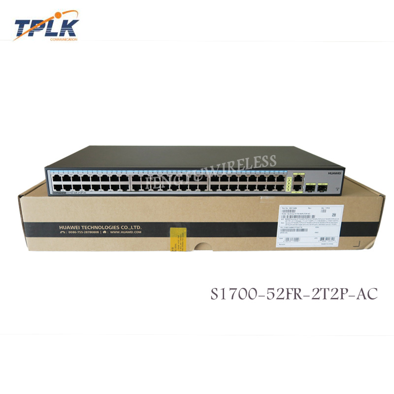 High Quality Original Hua Wei S1700 Series Switch 48 Ports S1700-52fr-2t2p-ac Sfp Switch Web-managed Network Switch Best Price Cellphones & Telecommunications