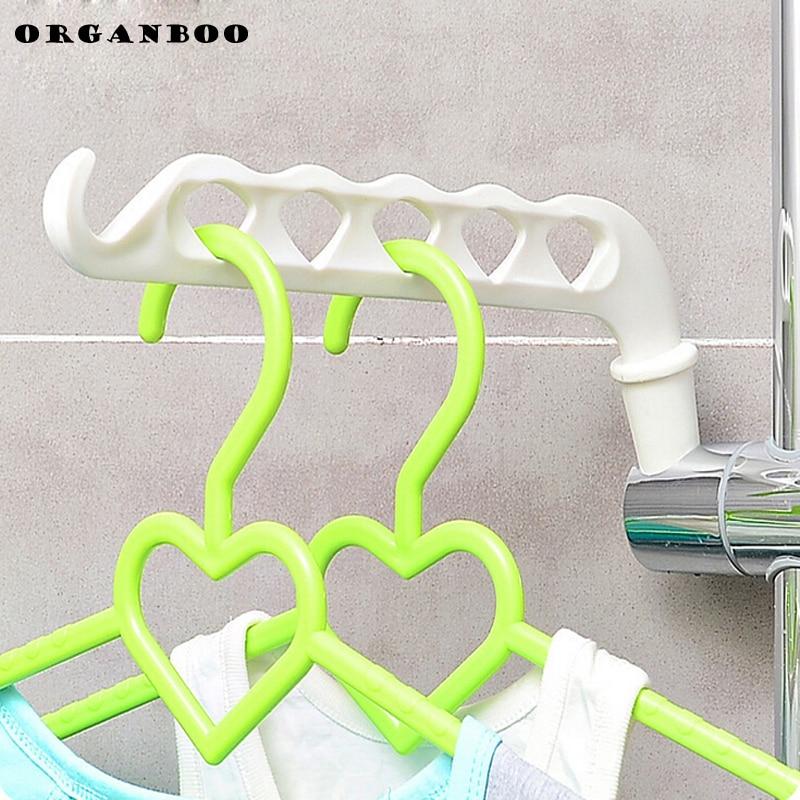 1pcs bathroom rack bathroom towel rack hooks organizer towel racks storage basket shelf bathroom storage white