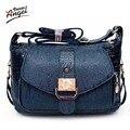 Angel voices mulheres messenger bags bolsa de couro mid-idade modelos bolsa de ombro bolsas de alta qualidade saco crossbody mãe tnt151