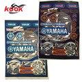 Профессиональный бренд мотоцикл наклейки для yamaha YZ YZF логотип Эмблема комбинаторной мотоцикл наклейка синий фиолетовый мотокросс moto