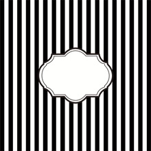 Laeacco White And Black Stripes Pattern Portrait Scene Photography Backgrounds Customized Photographic Backdrop For Photo Studio