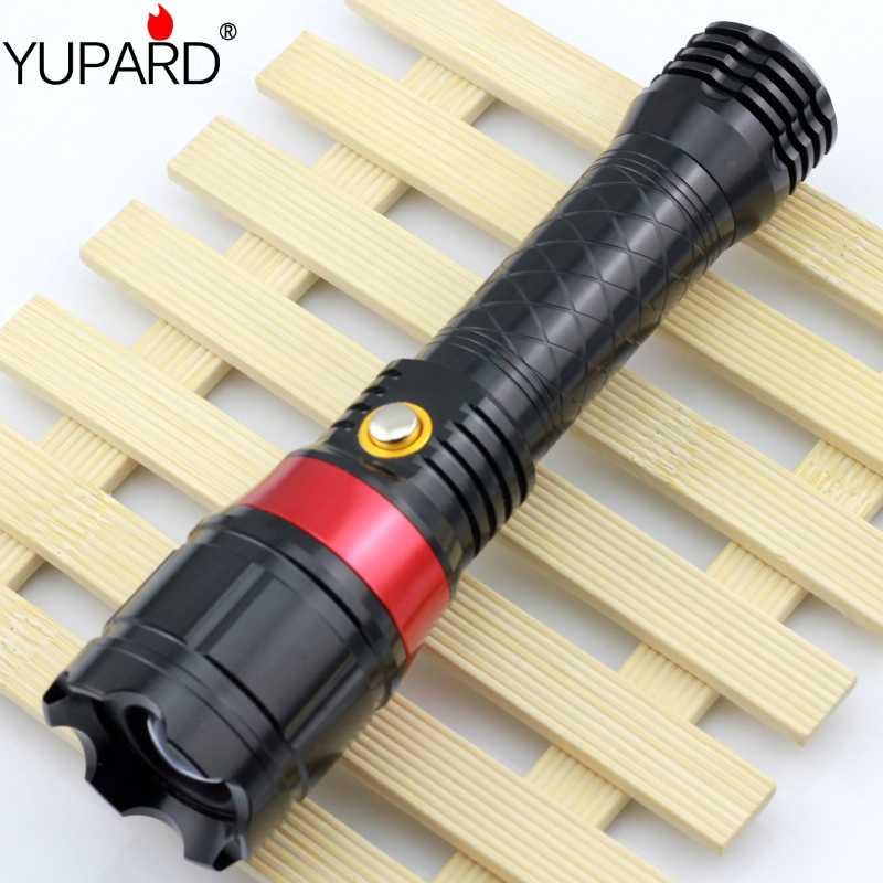 Yupard Многофункциональный Лазерные фонарики с красного цвета лазерная указка свет Q5 светодиодный Масштабируемые Flash Light для тактических Охота