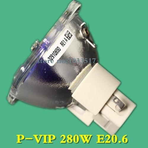 100% New Projector Bare Lamp P-VIP 280W E20.6 for Vivitek  D966HD 1080P Projector Lamp тюнинг фар мотоцикла led ktm 690duke 690 smr supermoto 2007 2012
