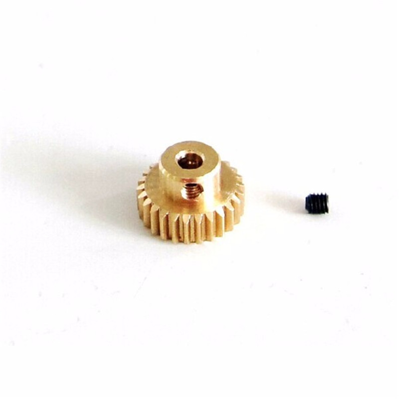 High Quality Motor Pinion Gear For 1/16 RC Car FY-03 Upgrade 2838 Brushless Motor