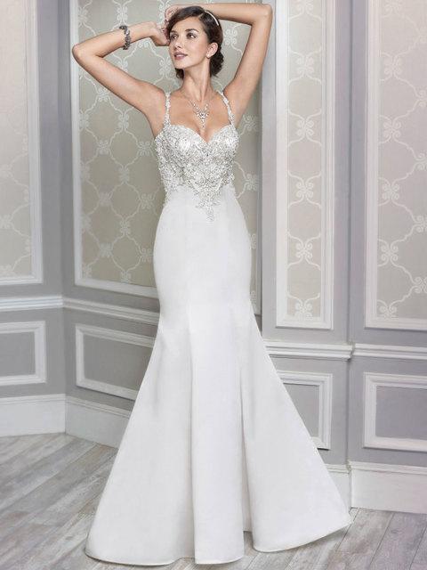 Long Tail Wedding Dresses Chicago Flores Para Noivas Sweetheart ...