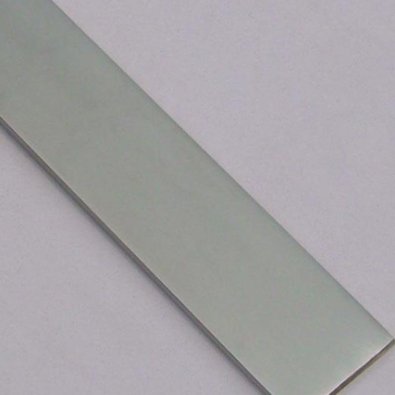 10x50mm Aluminium Flat Bar 6061 T6
