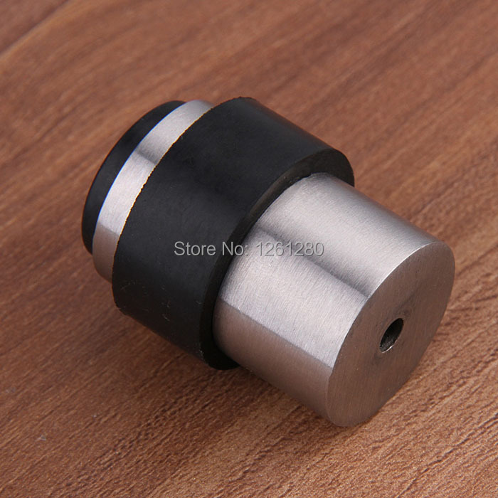 free shipping door stops door hardware household part stainless steel door stopper wiht rubber door holder House Ornamentation free shipping door bolt house ornamentation door hardware locks stainless steel padlock latch thickened door latches
