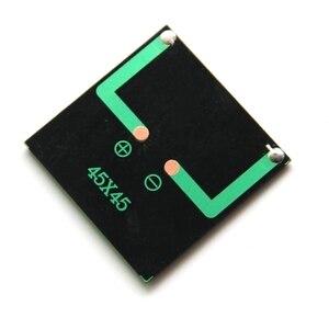 Image 2 - BUHESHUI 0.25Watt 5V Mini Solar Cell Polycrystalline Solar Panel Solar Module DIY Solar Charger Epoxy Education 45*45MM 20pcs