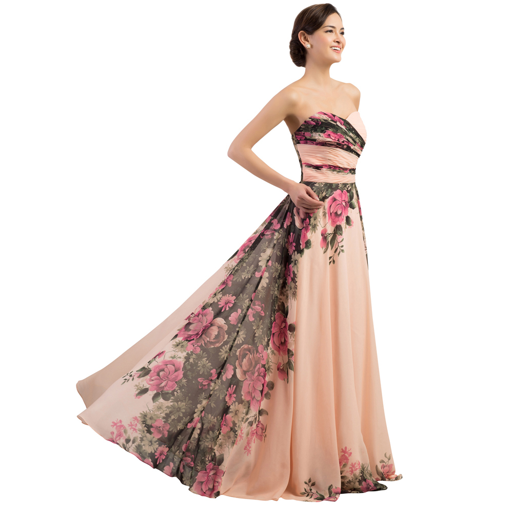 Aliexpress.com : Buy 3 Designs Evening Dresses Stock One Shoulder ...
