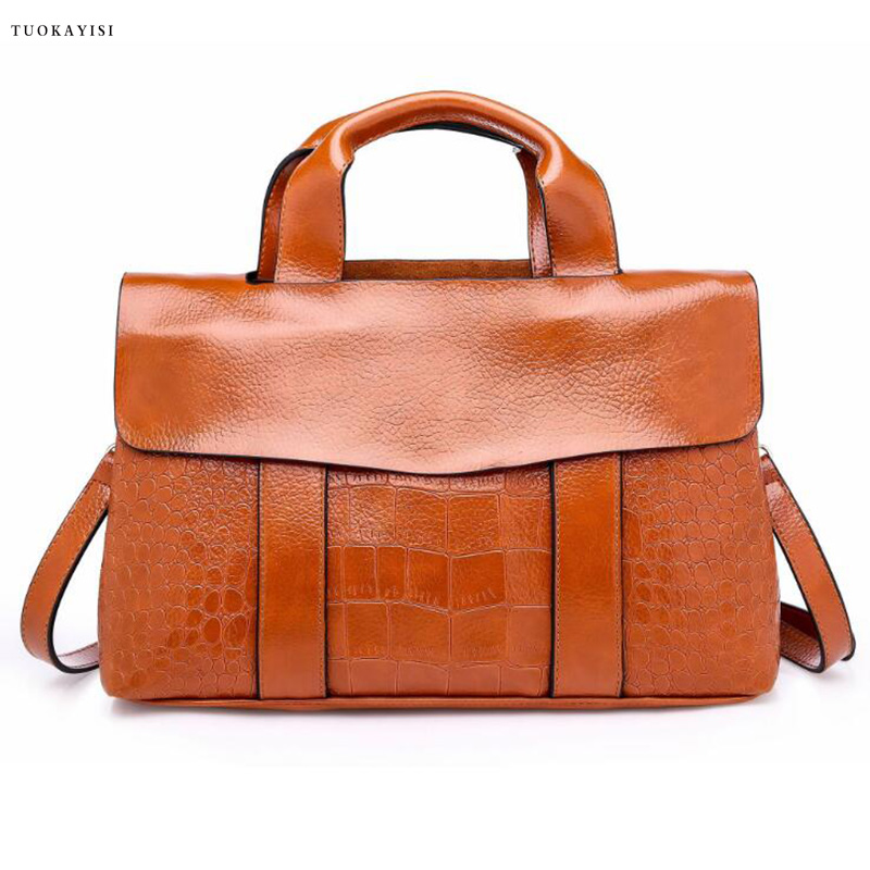 2018 Handbags Big Women Bag High Quality Casual Female Bags Trunk Tote Shoulder Bag Ladies new women leather handbags shoulder bag women s casual tote bag female patchwork handbags high quality main ladies hand bags