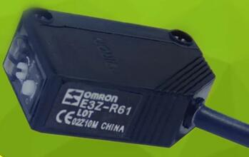 Free Shipping 2Pcs/lot New Switch sensor E3Z-R61 object inductive switching voltage 12-24VDC