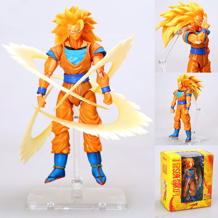 NEW hot 14cm dragonball dragon ball Super Saiyan mobile Son Goku Kakarotto action figure toys doll collection Christmas toy new hot 21cm dragon ball super saiyan 3 son goku kakarotto action figure toys doll collection christmas gift with box sy889