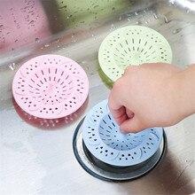1 шт. выпадение фильтр для раковины в ванную комнату анти-Блокировка трап стопор для волос ловушка Кухня Аксессуары для ванной комнаты